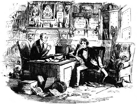 the agent of isolation in great expectations by charles dickens Worth's the prelude, austen's mansfield park, and dickens' the old curiosity shop and great expectations, is the impos- ition of adult moral values when describing the child's reality and the child's tendency either to disregard, internalize, or attribute to other, less threatening people or things the environmental influences.