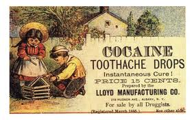 Before the days of pharmaceutical regulation...