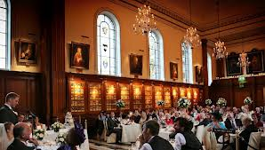 Formal dinner in the Inner Temple dining hall