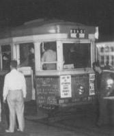 The Man on the Bondi Tram retired in 1960.  Mr Pettifog remembers him well.