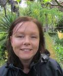 Deirdre Kilroy in the tropical part of Ireland