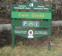 Cwm Giedd: attractive venue or remote dead-end?